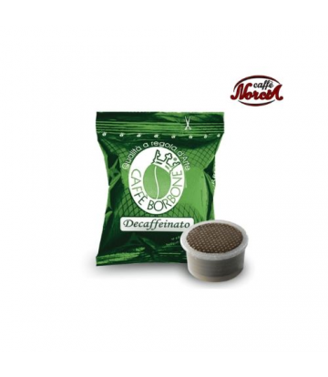borbone espresso point dek decaffeinato