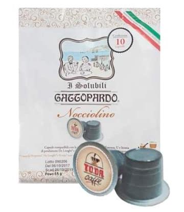 10 capsule nocciolino nespresso