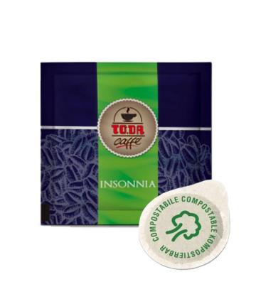 150 Cialde caffè compostabili To.da. Insonnia