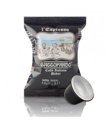 100 capsule caffè ToDa dakar compatibili nespresso gattopardo