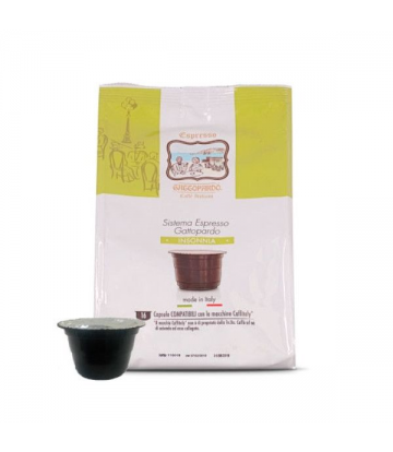 16 capsule caffè Toda Gattitaly insonnia compatibili caffitaly
