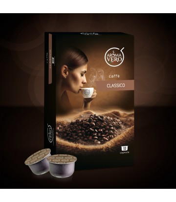 CAPSULE CAFFE AROMA VERO CLASSICO