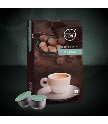 10 Capsule Caffè Aroma Vero...