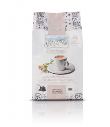 16 Capsule Ginseng Dolce Gusto