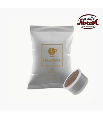 100 capsule lollo espresso point oro