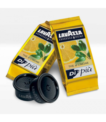 50 Capsule Lavazza The Limone