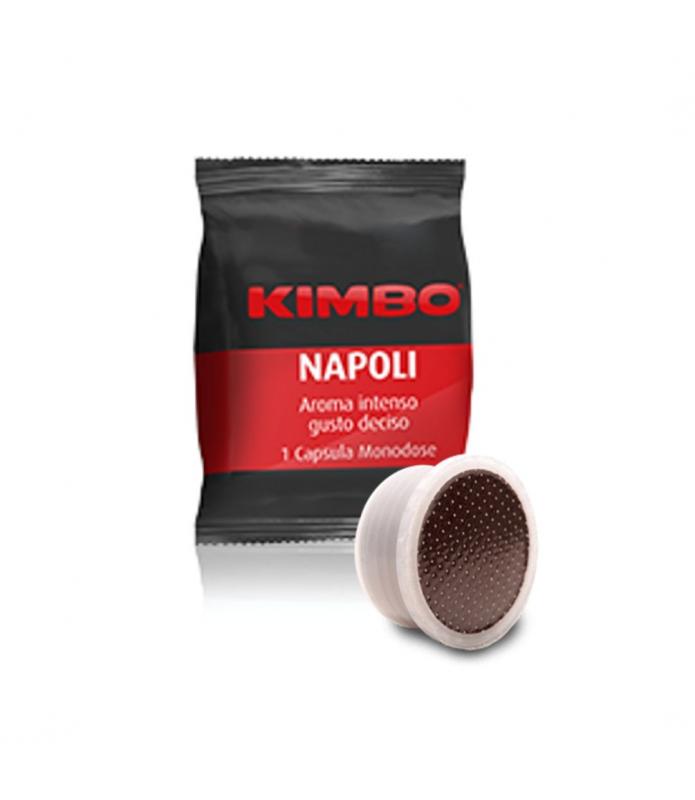 100 Capsule Kimbo Espresso Point Espresso Napoletano