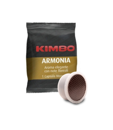 100 Capsule Kimbo Espresso Point 100% Arabica