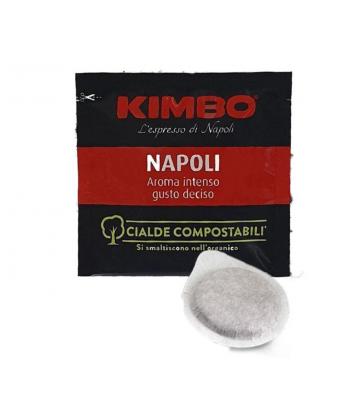 100 Cialde ese 44mm Kimbo Espresso Napoletano