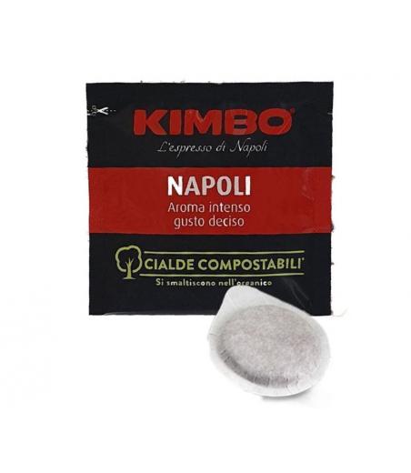 100 cialde caffè Kimbo Espresso Napoletano napoli